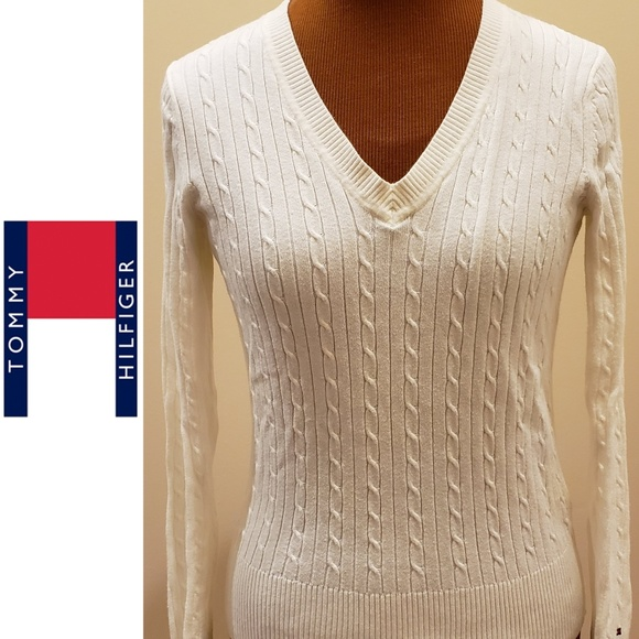 Tommy Hilfiger Sweaters - 🔥TOMMY HILFIGER Cable Knit Sweater